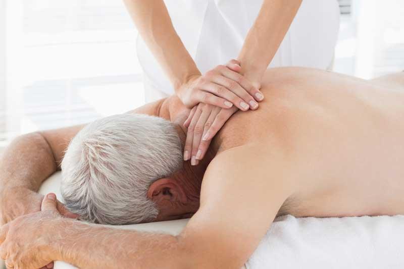 Geriatrie fysiotherapie ouderen